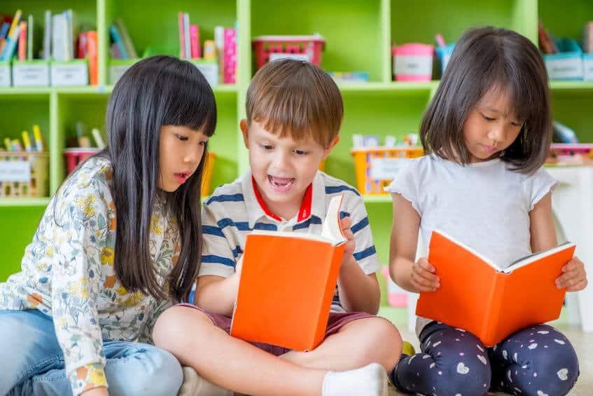 ฝึกภาษาอังกฤษเด็กออนไลน์