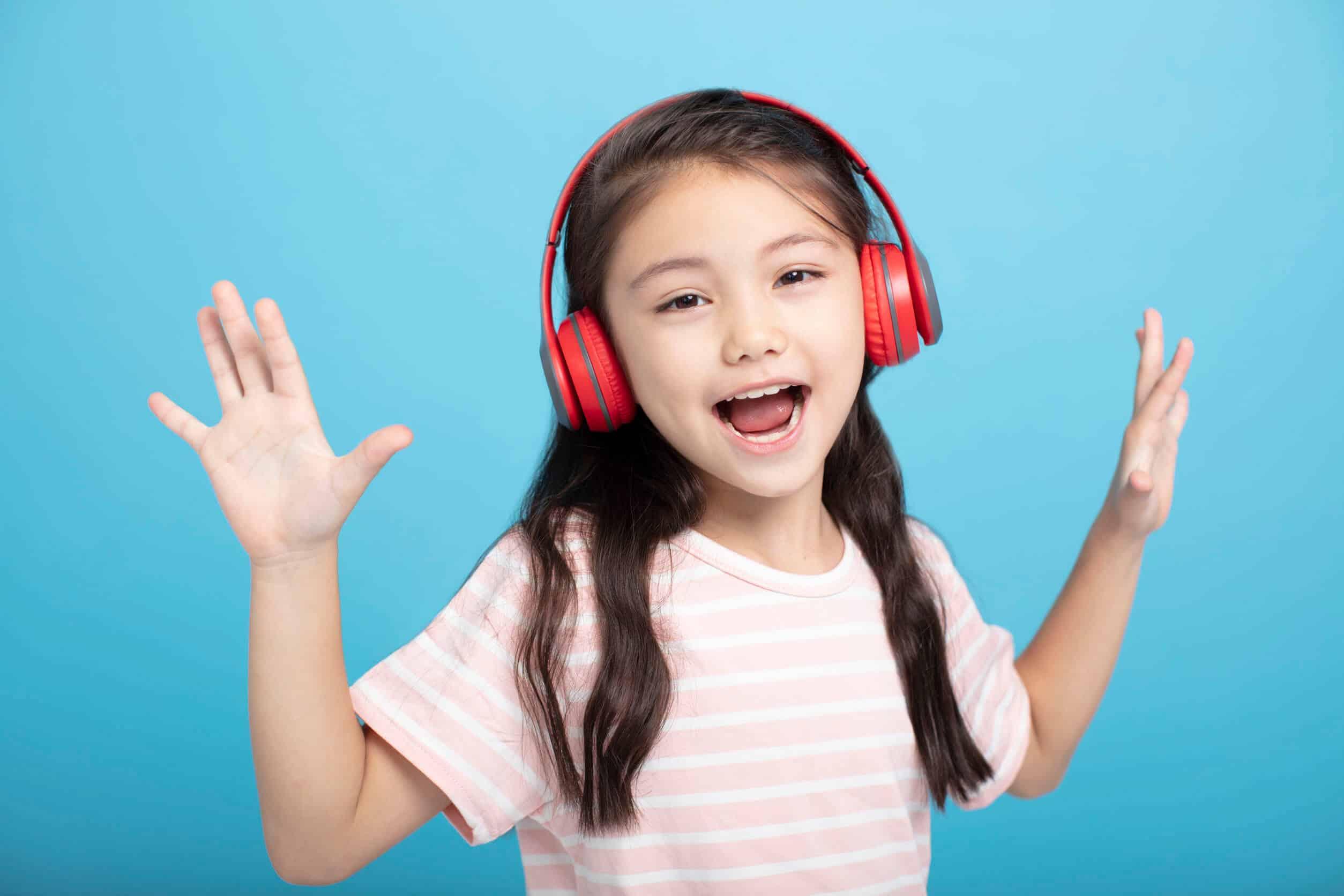 , ค้นพบความสามารถพิเศษผ่านเพลงเด็กภาษาอังกฤษและเทคนิคต่างๆ