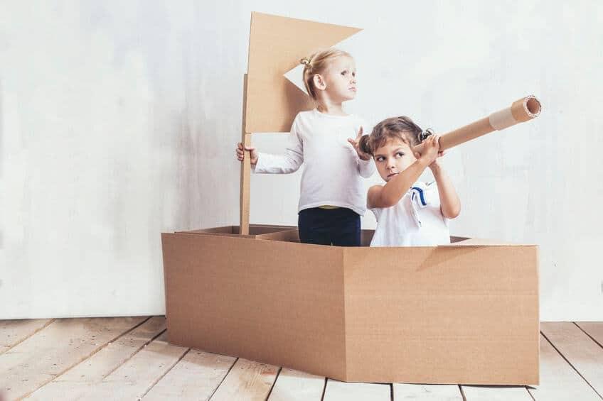 , 6 ไอเดียง่าย ๆ ส่งเสริมความคิดสร้างสรรค์ให้ลูก