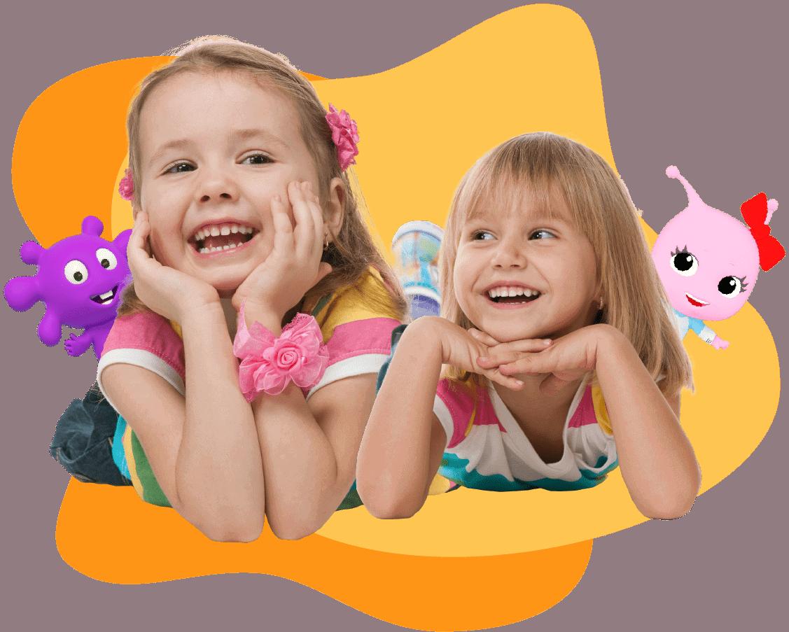 Galaxy Kids- Speak English in 90 Days
