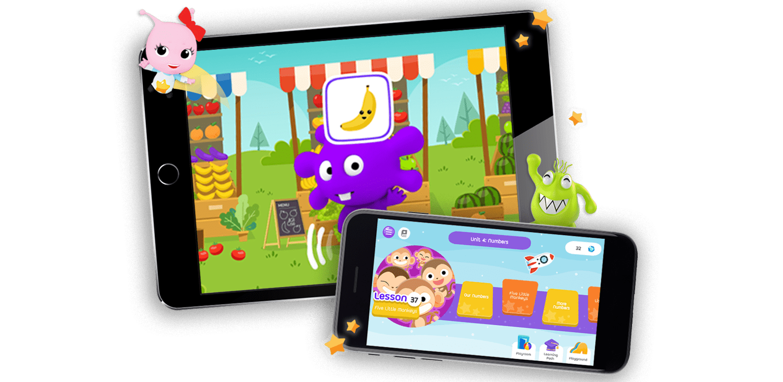 English conversation for kids, Why at Galaxy Kids, we focus on learning to speak English first