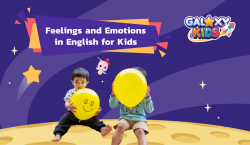 Feelings and Emotions in English for Kids