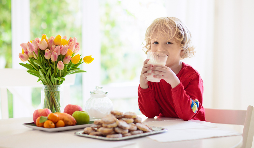 Food and Drink Vocabulary for Kids
