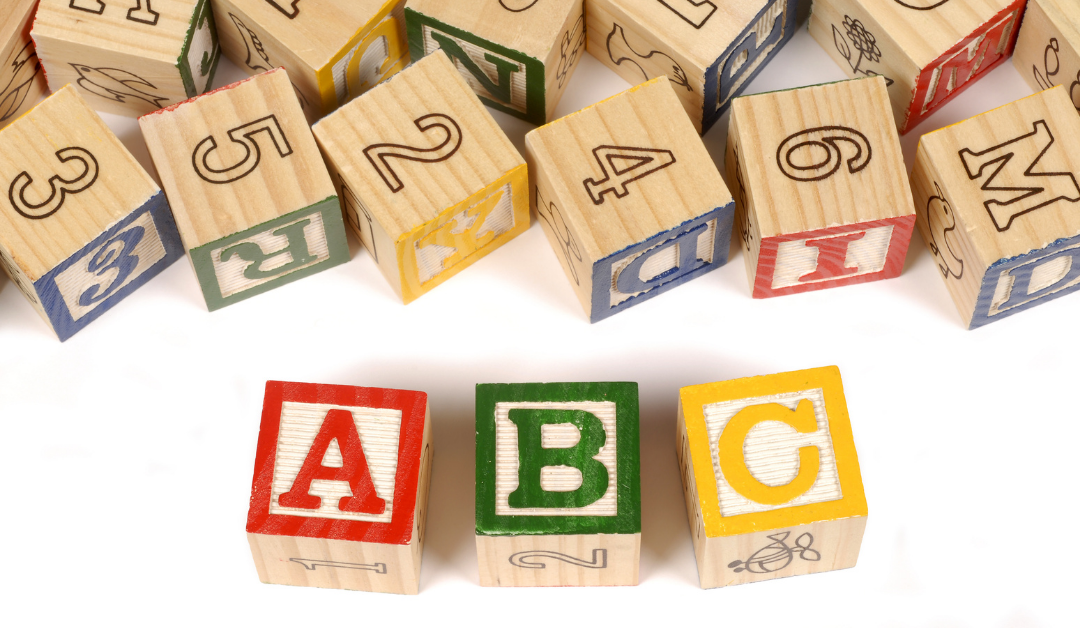 Learning Alphabets for Kids