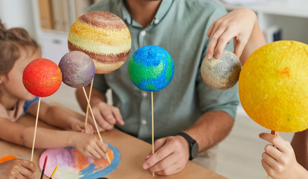 Solar System for Kids_Galaxy Kids