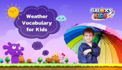 Weather Vocabulary for Kids