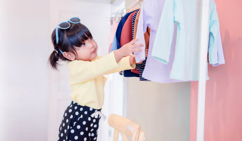 Clothes Vocabulary in English for Kids