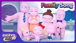 Galaxy Kids Family Song
