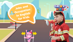 Jobs and Occupation in English for Kids