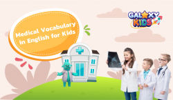 Medical Vocabulary in English for Kids