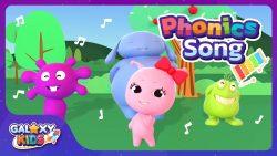 Phonics Song Galaxy Kids