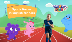 Sports in English for Kids