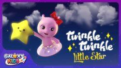 Galaxy Kids Twinkle Twinkle Little Star Song